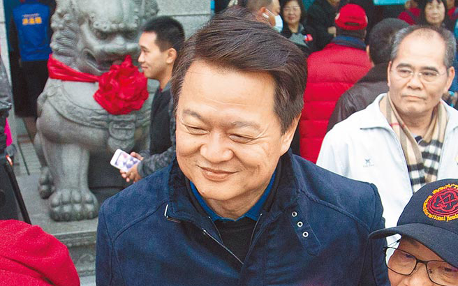 前台北县长周锡玮将出任国民党副主席