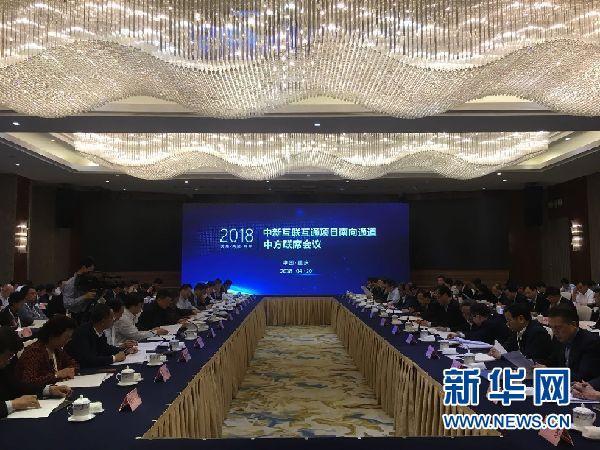 渝桂黔陇欢迎西部省份共建中新互联互通项目南向通道