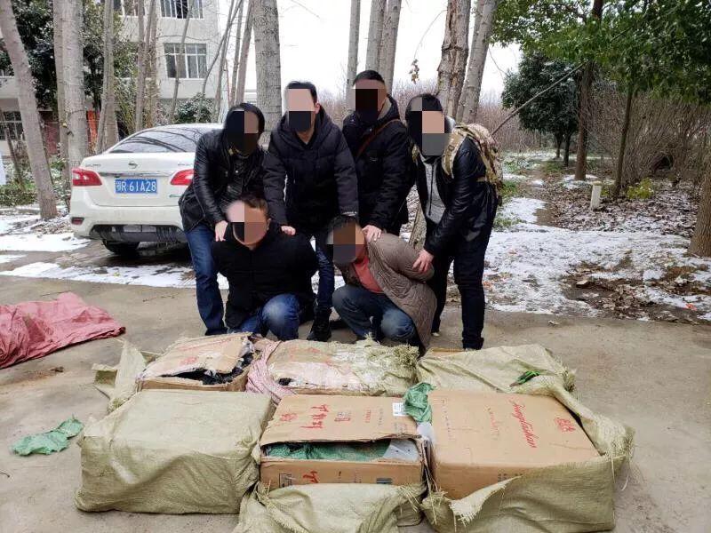 武汉警方追击96小时破毒品大案,缴获麻果150公斤