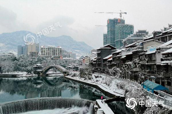 北方气温渐回升 南方持续阴雨雪