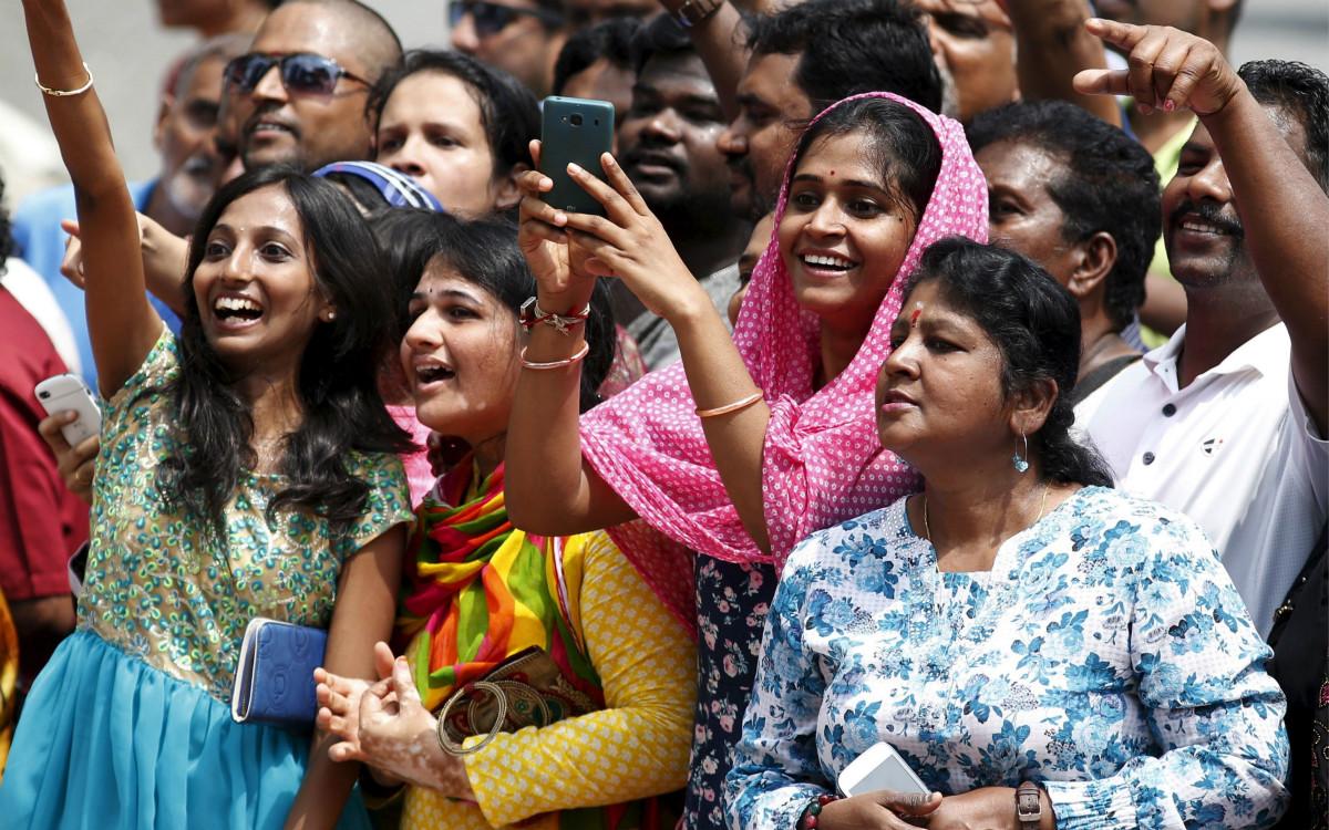 调查:印度排名前100安卓应用中 近半数来自中国
