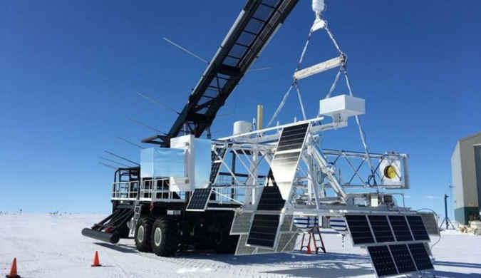 科学家用氦气球送望远镜至13万英尺高空观测中子星