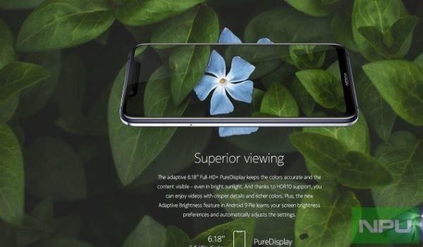消息已确认:Nokia 8.1不采用康宁大猩猩玻璃