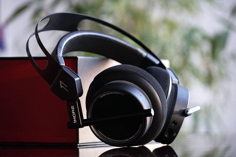 1MORE Spearhead VR电竞头戴式耳机体验