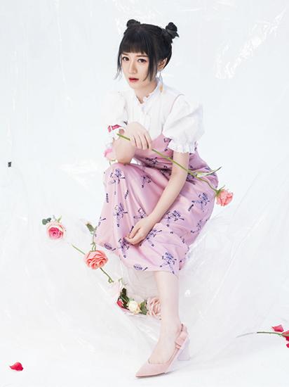 刘安琪首张个人专辑《武生》发布 岁末诚意来袭
