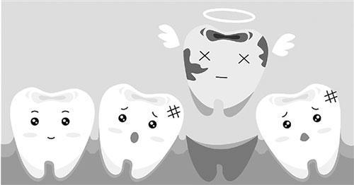 如今,拔掉没用的牙齿仅是治疗的第一步,为小萌今后的生活质量
