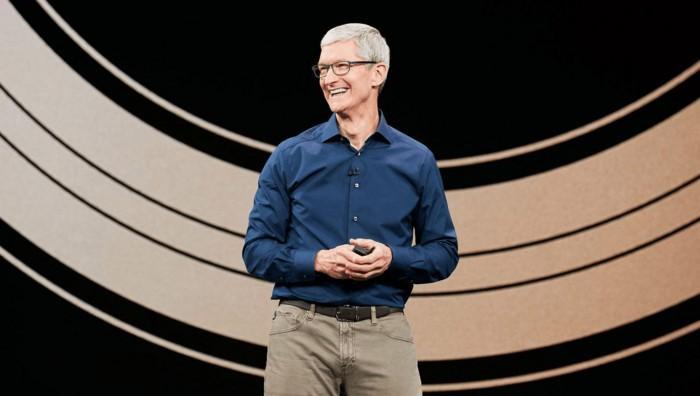 库克致信苹果股东 罕见下调上季度营收预期