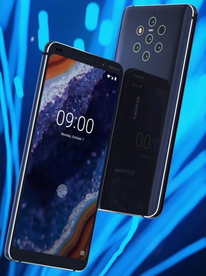 Nokia 9 PureView更多信息曝光