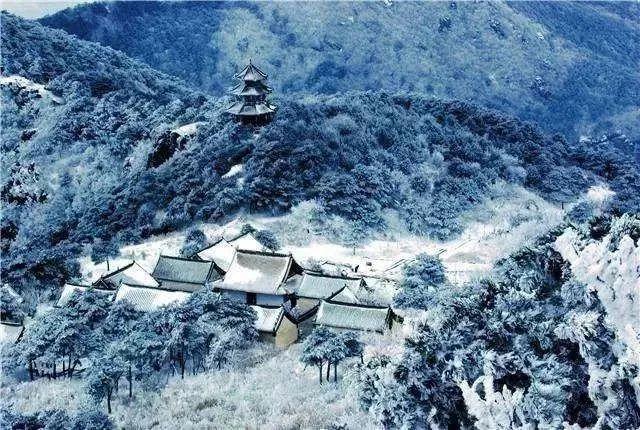 中国最美的6大看雪地,你去过几个?