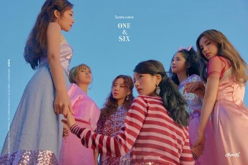 """韩国女团Apink1月携新专辑""""PERCENT""""回归"""