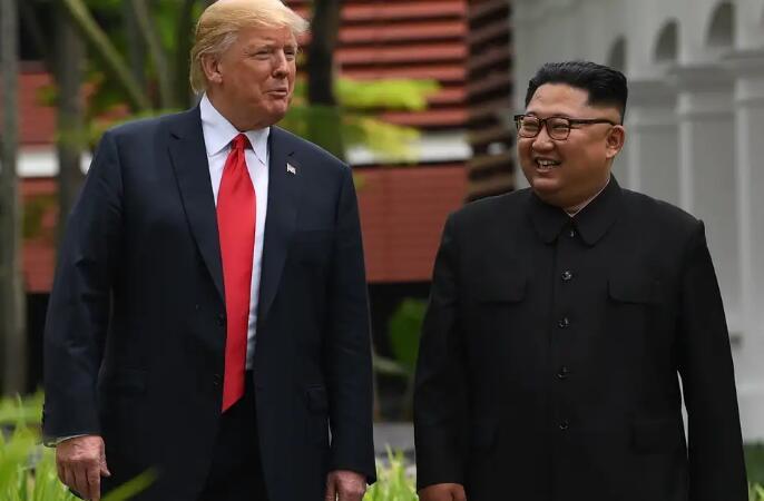 """美媒:美国政府正为""""金特会2.0""""选址,优先选择亚洲国家"""