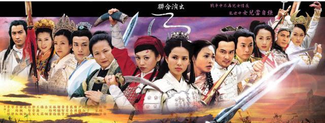 有人看过《杨门女将之女儿当自强》这部剧吗?里面有6位女星很美