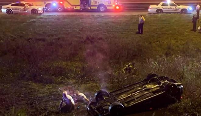 Apple Watch和iPhone助一位女士从车祸中逃生