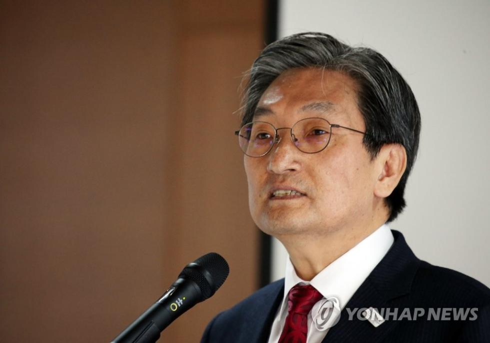 韩媒:韩国驻华大使卢英敏或接任青瓦台幕僚长