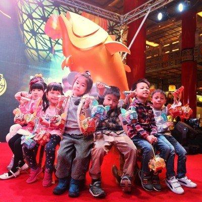 这也算特色!台湾灯会举办30年主灯年年都被网友嫌