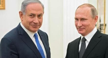 以色列总理致电普京 讨论美国撤军背景下的叙利亚局势