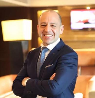 环球网专访北京饭店诺金总经理Aref Sayegh:文化内涵是魅力所在