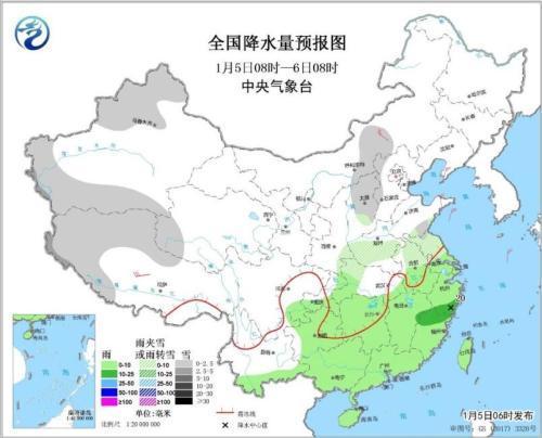 华北中南部黄淮等地有霾天气 南方地区持续阴雨