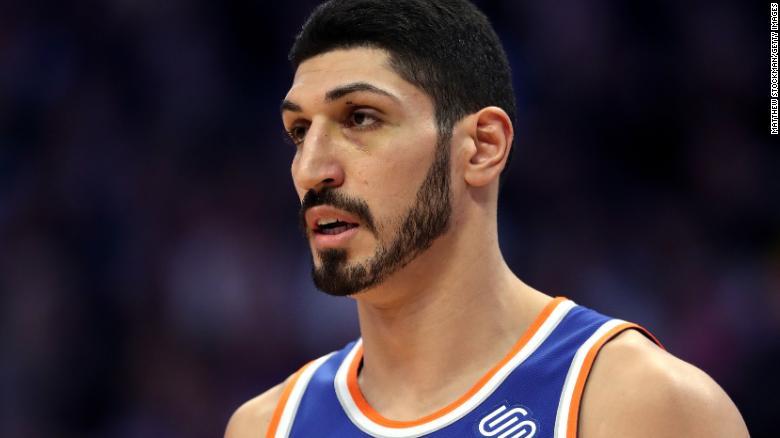 NBA球员坎特担心暗杀将缺席伦敦比赛
