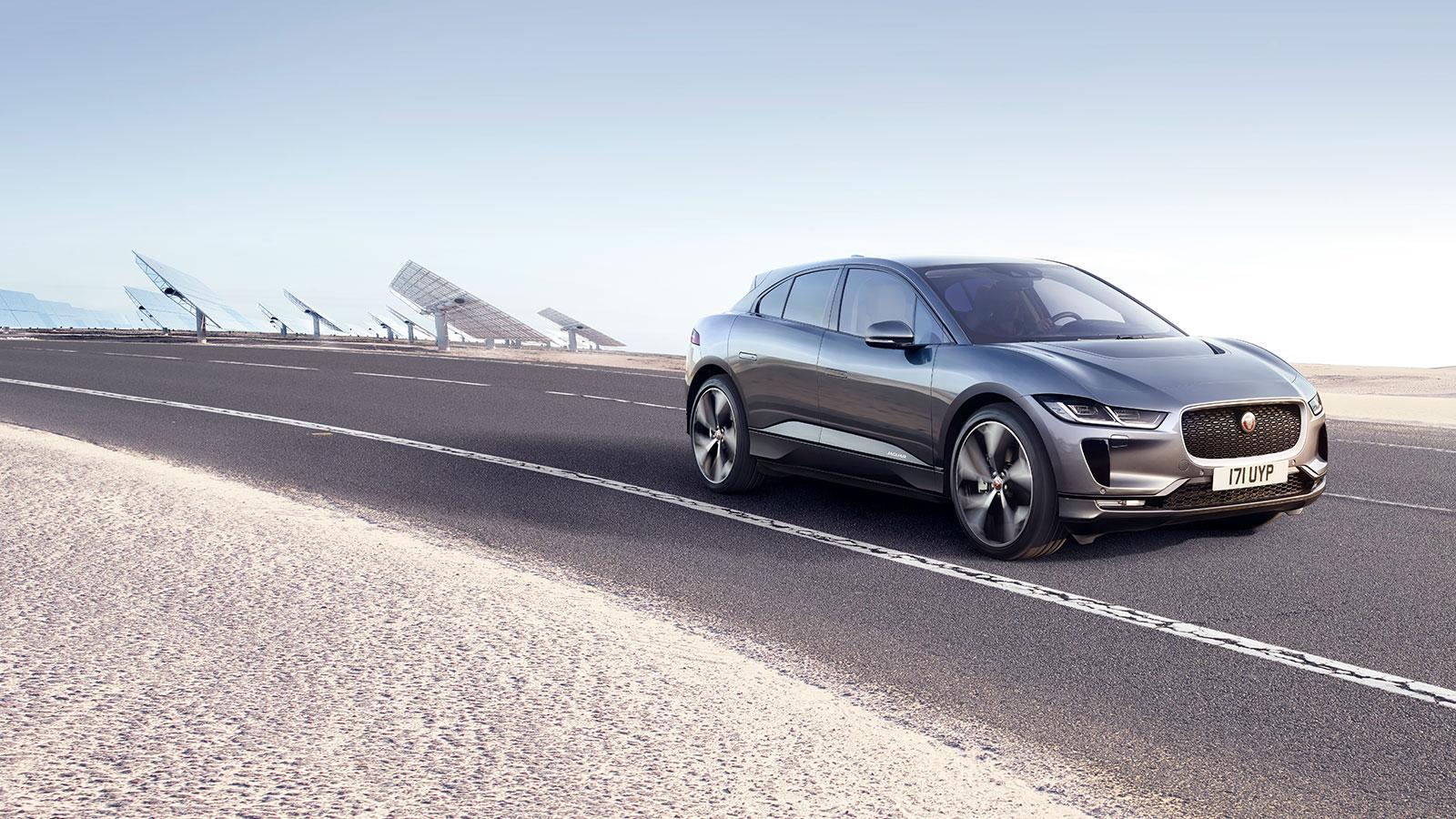 捷豹I-PACE 12月称霸荷兰汽车市场 完胜特斯拉