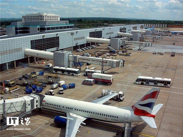 无人机闯入事件后,英国两大机场将引入军用级反无人机设备