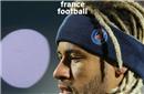 法国杯--巴黎4-0弱旅晋级 内马尔脏辫引吐槽
