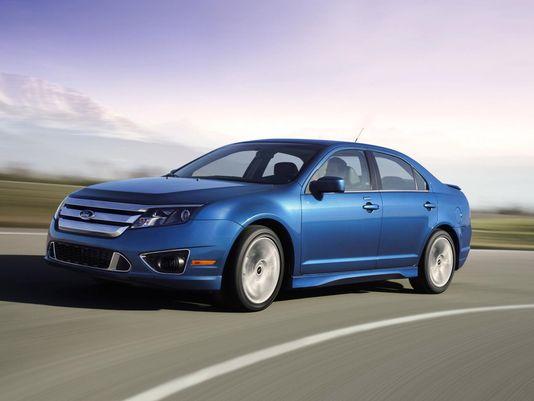更换高田隐患气囊 福特全球召回逾95.3万辆车