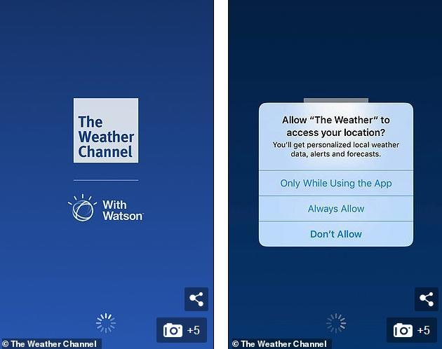 报告:多款天气类App追踪并兜售客户定位信息