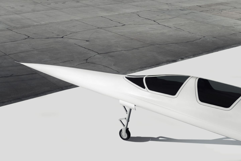 超音速客机创业公司Boom Supersonic准备年内试飞