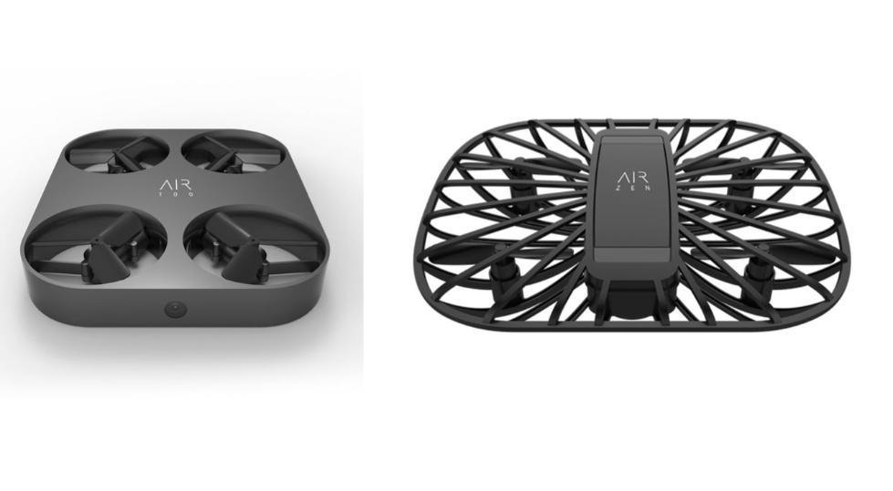 AirSelfie首次推出内置摄像头的3款新型袖珍无人机