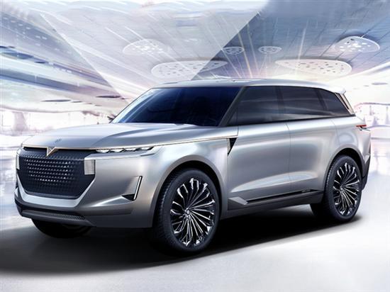 比奇骏更大 东风启辰全新平台SUV二季度发布