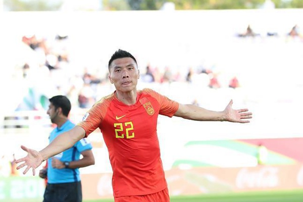 国足开门红!中国2:1胜吉尔吉斯斯坦