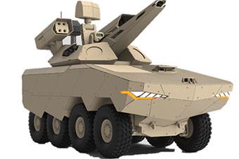 韩国最新地面防空系统曝光 采取模块化设计