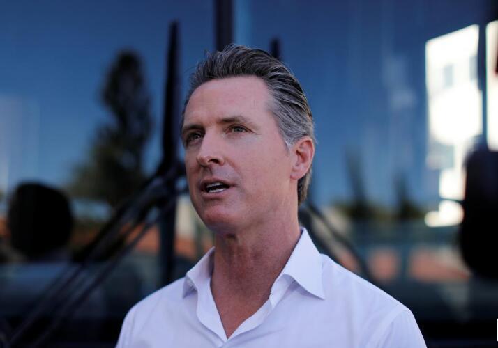 """加州换新州长了,美国这个""""自由州""""可能更反特朗普"""