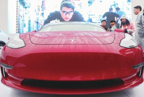 特斯拉中国工厂动工 年底生产Model 3