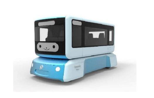 CES 2019:松下展出实用性概念小型汽车SPACe_C