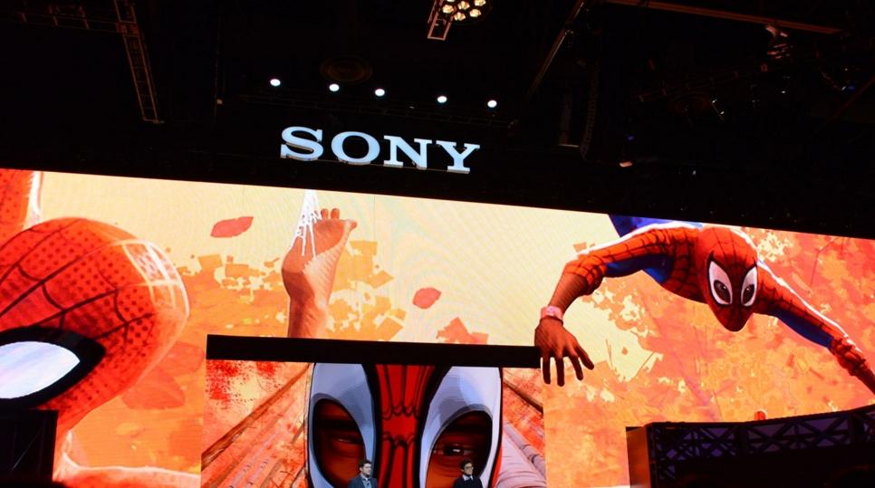 CES 2019:索尼带来首款8K电视