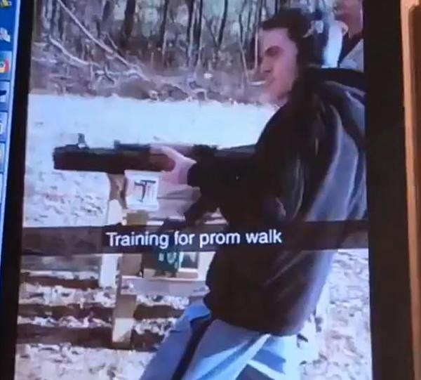 美高中生发布开枪射击视频被控恐怖主义威胁罪