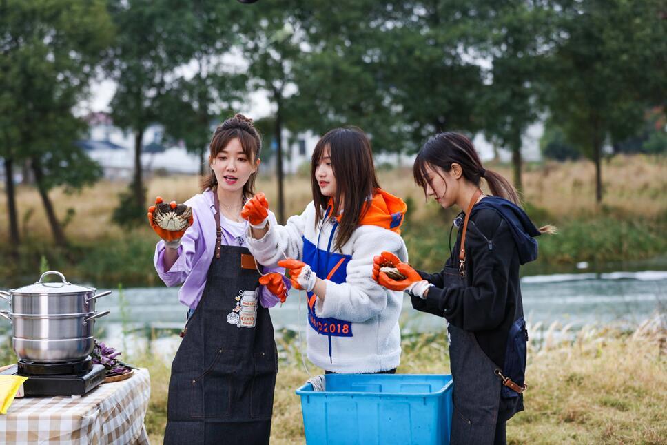 《蜜食记4》走进苏州阳澄湖 从舌尖寻访鲜活记忆