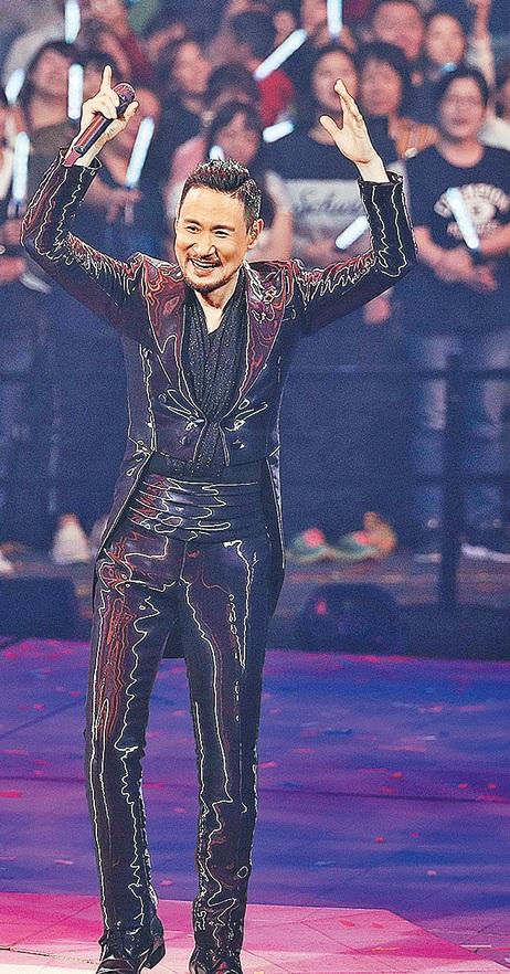 张学友否认封麦:70岁也能继续唱,继续跳