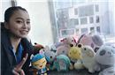 16岁华裔少女被归化进花滑队 高颜值不逊金妍儿