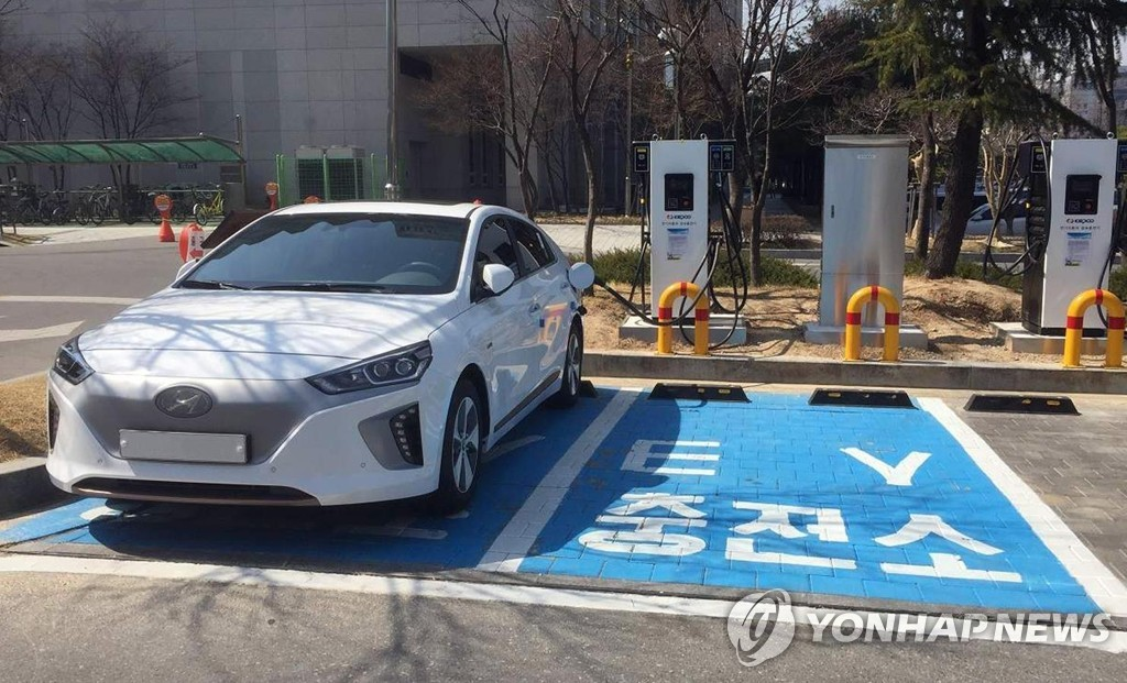 2018年韩国环保汽车销量破12万 增长27%