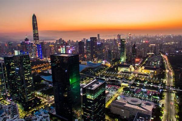 从追赶时代到引领时代—从深圳发展奇迹看改革开放40年