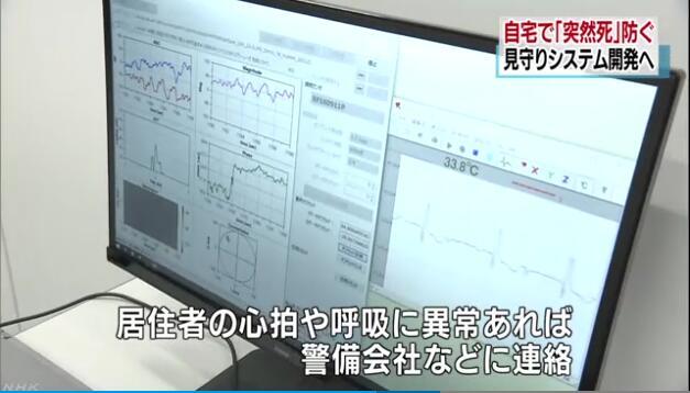 日本房产公司开发新型房屋 可通过传感器提供疾病预警
