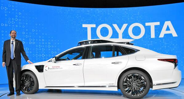 丰田2018年在华新车销量创新高