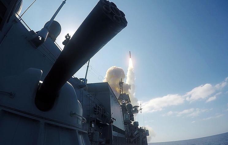 俄研制新巡航导弹射程超四千公里,海军远程打击力将大幅提升
