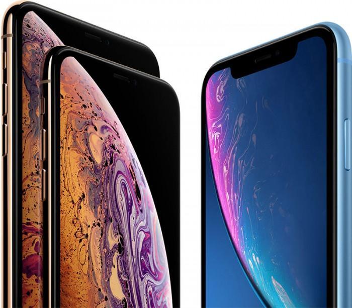 苹果要求供应商削减10%的iPhone XR/XS产量