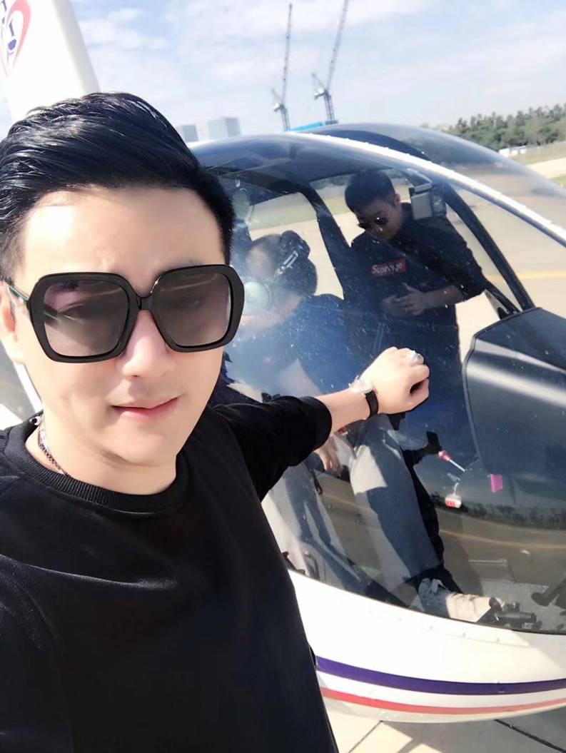刘胜金主演励志题材电影《壮志凌云》厦门开机