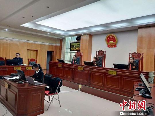 拉萨法院行政案件公布 行政机关涉行政案件占比过半