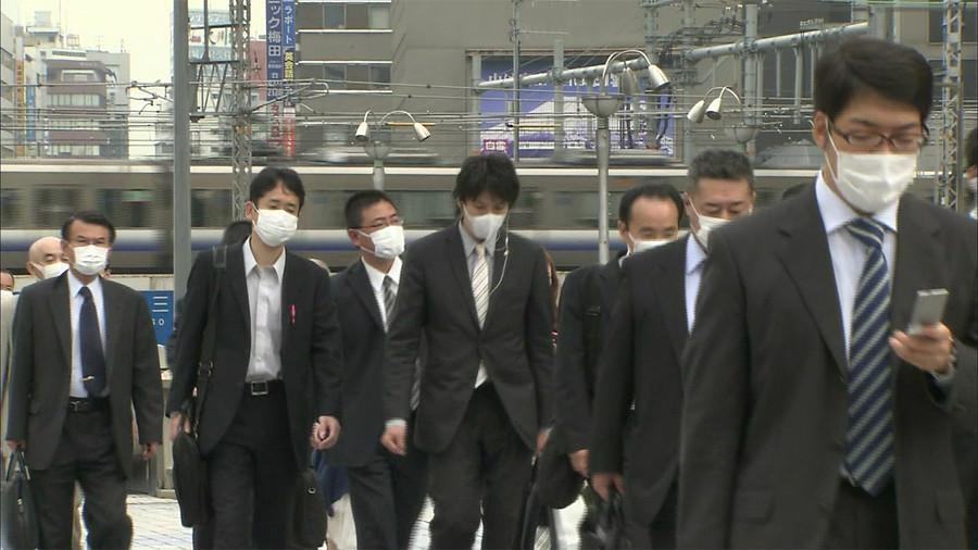 """日本流感大爆发 一周内就有44万多人""""中招"""""""